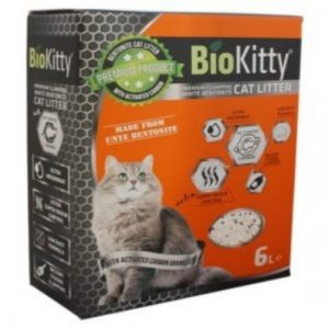 lovecats-BioKitty Ενεργός Άνθρακας