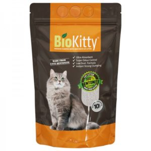 lovecats-BioKitty Natural Unscented-10lt