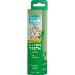 lovecats-Tropiclean Clean Teeth Oral Care Gel