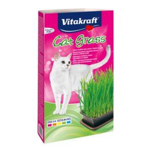 lovecats-Vitakraft Cat Grass (120gr)