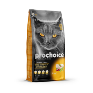 lovecats-Prochoice Adult Sterilized Chicken & Rice 2kg