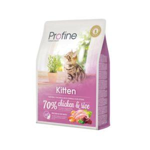 lovecats-Profine Kitten Chicken & Rice 2kg
