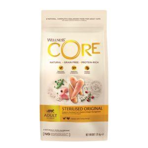 lovecats-Wellness Core Adult Sterilized Original Chicken & Turkey 1.75kg