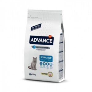 lovecats advance adult sterilized turkey