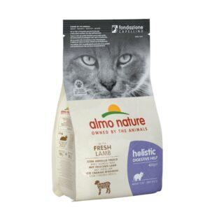 lovecats almo nature holistic digestive help fresh lamb 400gr