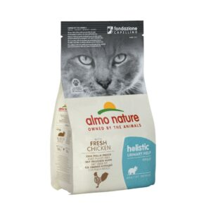 lovecats almo nature holistic urinary help fresh chicken 400gr