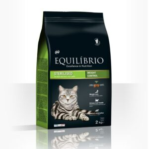 lovecats equilibrio sterilized weight control
