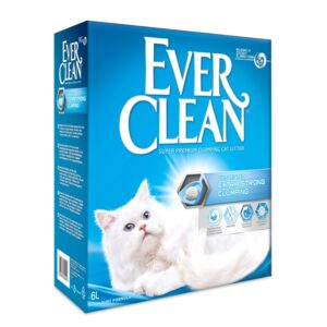 lovecats ever clean extra strong clumping unscented 6lt