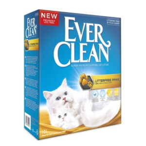 lovecats ever clean litterfree paws 10lt