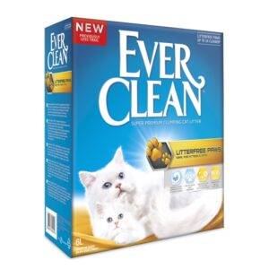 lovecats ever clean litterfree paws 6lt
