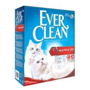 lovecats ever clean multiple cat 10lt