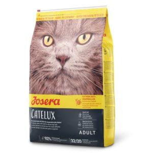 lovecats josera catelux 2kg