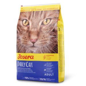 lovecats josera daily cat 2kg