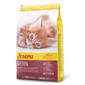 lovecats josera kitten 2kg