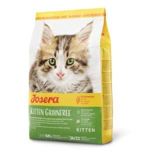 lovecats josera kitten grain free 2kg