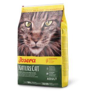 lovecats josera nature cat 2kg
