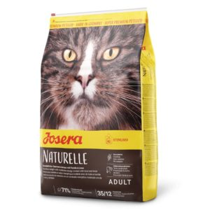 lovecats josera naturelle 2kg