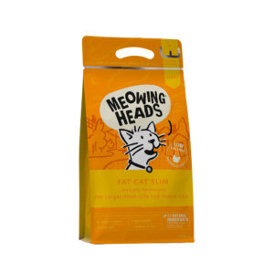 lovecats meowing heads fat cat slim chicken & salmon