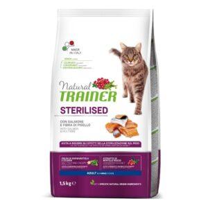 lovecats natural trainer sterilized Σολωμός