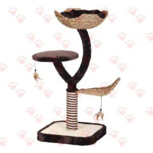 lovecats Οικολογικό Ονυχοδρόμιο Γάτας 45x45x99cm
