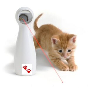 lovecats Παιχνίδι Για Γάτες Πυργίσκος Με Λέϊζερ